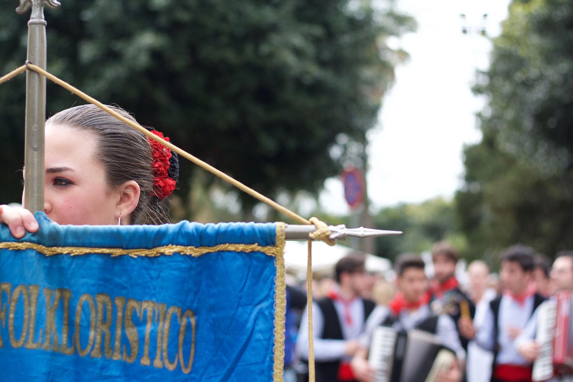 Gruppo folkloristico siciliano Mandorlo in Fiore