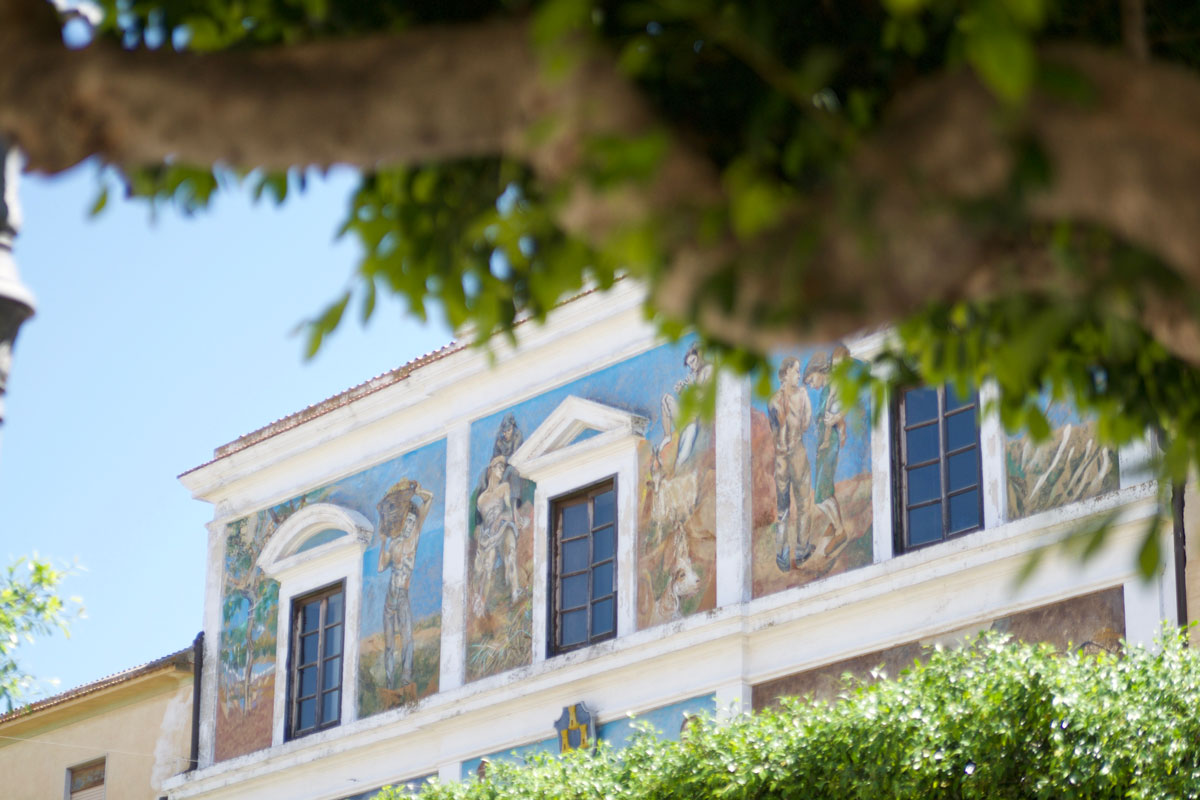 murales municipio campobello